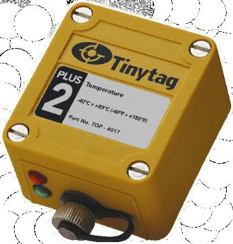 Digitalni registrator Tinytag Plus 2