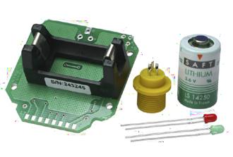 Nadomestna ploščica za digitalni registrator TinyTag Plus